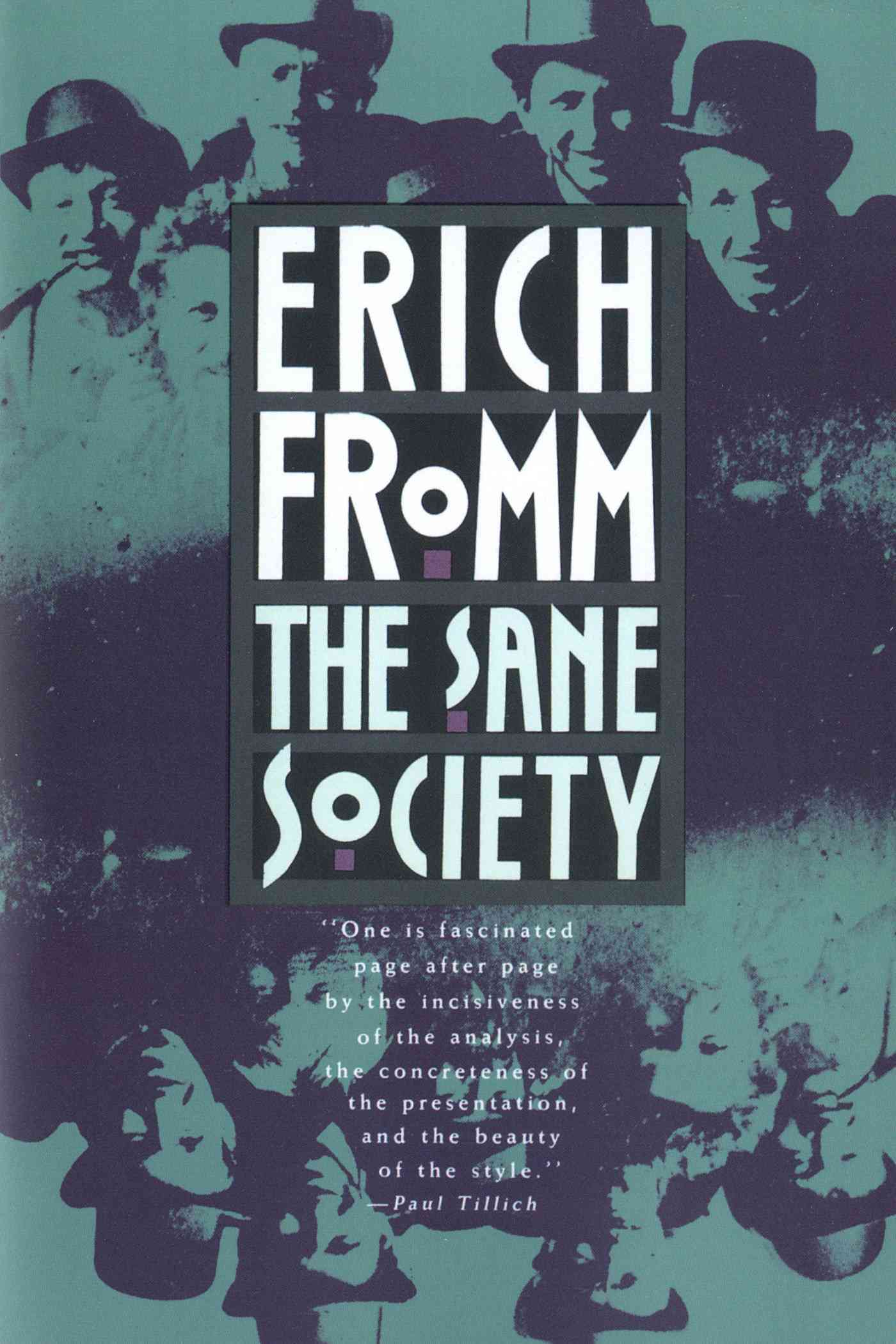 The Sane Society By Fromm, Erich